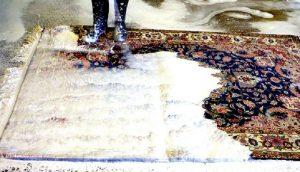 خدمات قالیشویی ایرانی
